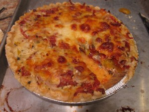 Final Tomato Pie